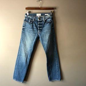 Frame denim le original jeans 24 boyfriend
